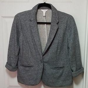 Petite LC blazer cardigan